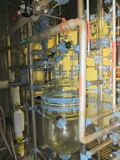BUCHIGLASUSTER 15L AND 60L DISTILLATION PLANT