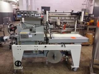 Texwrap 2219 Automatic L-Bar Sealer