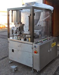Bohanan 2000 Capsule Filling Machine