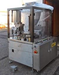 Bohanan 2000 Capsule Filling Machine