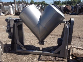 20 Cu Ft Patterson Kelley Twin Shell Blender