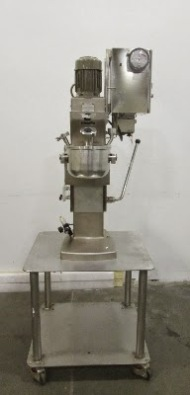 Collette Gral 10L High Shear Granulating Mixer