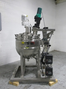 Lee 220 Liter Twin Motion Kettle