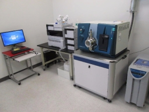 AB Sciex QTRAP 5500 Mass Spectrometer