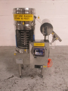 Pharmatech 500 L1 Combi Deduster Metal Check