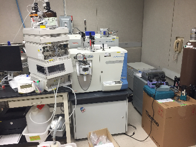 Thermo LTQ Orbitrap XL Mass Spec