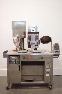 Schaefer Model 10 Capsule Filling Machine