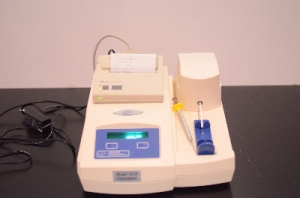 Advanced Instruments 3320 Osmometer With DPU-414 Thermal Printer