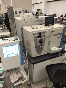 Thermo LTQ Orbitrap Velos Mass Spectrometer