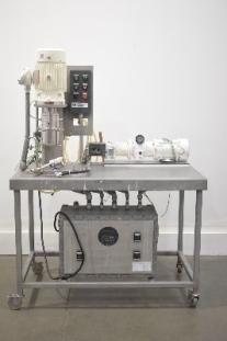 Drais Mannheim Cosmo 2 Mobile Bead Mill