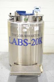 Taylor Wharton Labs-20k Liquid Nitrogen Dewer