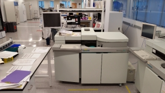 Siemens Dimension RxL Max Chemistry System