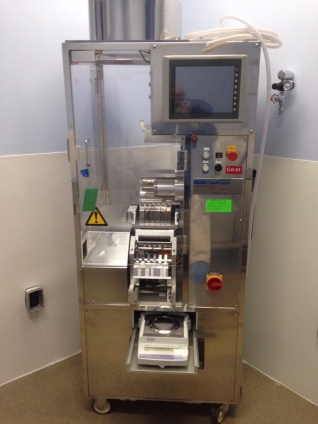 Shionogi Qualicaps CWI-40 Checkweigher