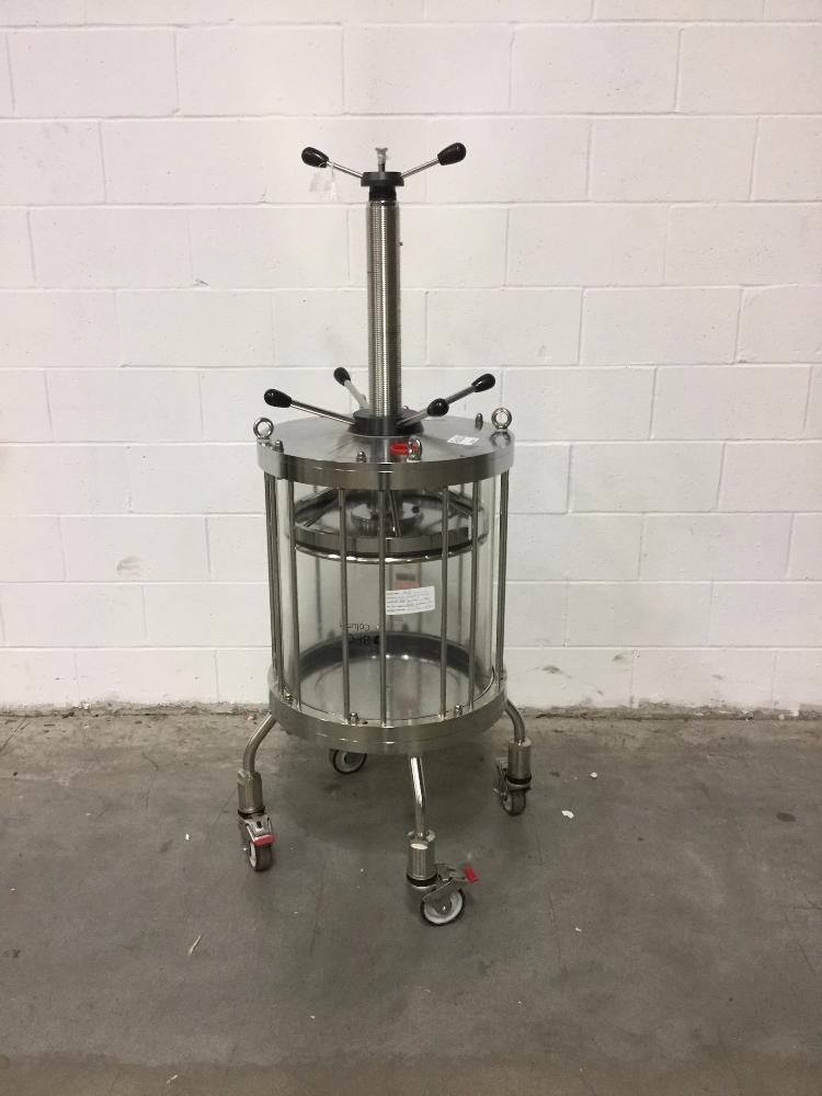 GE BPG 450/500 78 Liter Chromatography Column