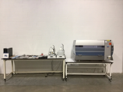 Qiagen Bio Robot 8000 Universal System