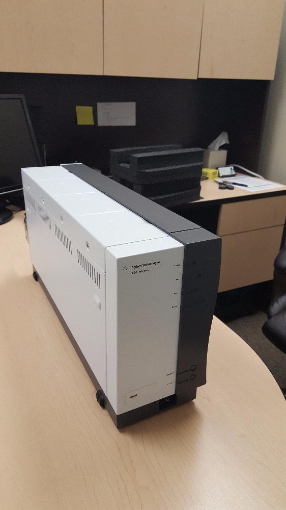 Agilent 490 Micro Gas Chromotograph